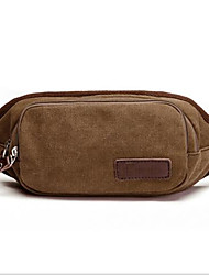 Men PU Casual Shoulder Bag / Waist Bag