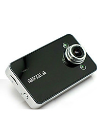 New Vehicle HD Wide-Angle Night Vision Electronic Driving Recorder K6000