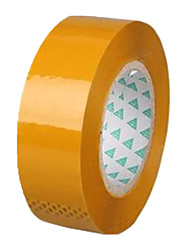 Yellow Tape (Full Thickness 2.5CM,Length 200 (m))