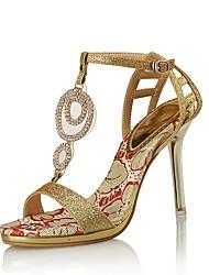 Women's Shoes  Glitter Heels / Sandals / Styles Sandals Wedding / Party & Evening / Dress Stiletto Heel