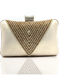 Women Satin Formal / Casual / Event/Party / Wedding Clutch / Evening Bag