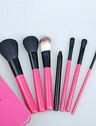 7Pcs Makeup Brush Set High-Grade Wool Beauty Makeup Brush Set