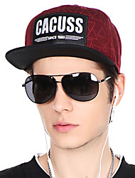 CACUSS Unisex Cotton Baseball Cap,Casual Summer