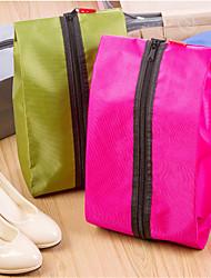 coreano de sapato de viagem saco sapatas organizador sapatos sapatos saco de saco de pó anti-incrustação à prova de água