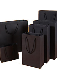Spot Shipping Manufacturers Blank Gift Bag Garment Bag Shopping Bag Kraft Paper Bags Wholesale