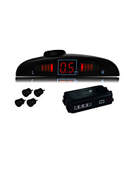 Parking Sensors LED Display Car Parking Sensor system LED Parking Backup Radar System  RS-620V-6M