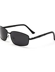 une feuille grise section de cadre noir pour voir la dérive de pêche des lunettes de protection spéciales