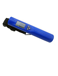 style de lampe de poche bagages balance électronique (échelle maximale: 50kg)