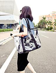 Women Plastic Casual / Shopping Shoulder Bag