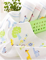 Double Printed Cloth Art Children Gifts Printed Towel