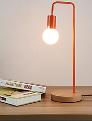 5 Modern/Comtemporary Table Lamps , Feature for LED , with Painting Use On/Off Switch Switch