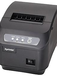 Xinye xp-q200ii merkt 80mm kleine Thermodrucker, Supermarkt Kassenküchendrucker, Bandabschneider