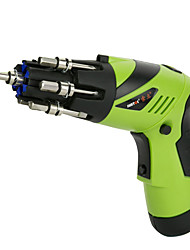 Cordless Electric Screwdriver Mini Screwdriver Tool Multifunction Rechargeable Drill Small Screwdriver Head
