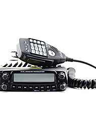 Anytone at-588uv VHF: 136-174MHz&UHF: 400 ~ 490mhz walkie talkie no veículo rádio transceptor