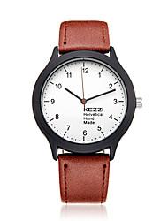 KEZZI® simple design student quarzt watch 1425