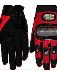 outono e inverno montando todos os dedos luvas de protecção pró-motociclista bicicleta e produtos de motociclismo