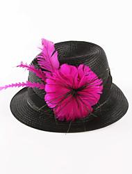 Mujer Sombrero para el sol Casual-Primavera / Verano-Otro