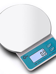 Baking Kitchen Electronic Scales Electronic Scales Precision 0.1 (Sale 2Kg / 0.1 + Stainless Steel Pan Llarge Trays)