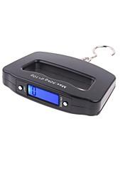 backlight mão eletrônica escala realizada (máximo da escala: 50kg)