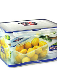 LOCK&LOCK 1/set Kitchen Kitchen Polypropylene Lunch Box 248*180*150mm HPL827