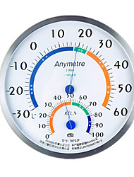 anymetre th702f / th-2f temperatura do aço inoxidável e medidor de umidade