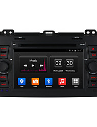 ownice C300 7 pollici nel cruscotto 1024 * 600 lettore DVD dell'automobile per Toyota Prado land cruiser quad core Android 4.4 GPS