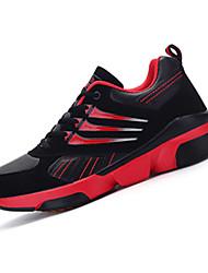 Men's Sneakers Spring / Fall Comfort Tulle Athletic Black / Blue / Red / Royal Blue Walking / Running
