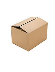 Brown Color Packaging & Shipping Packing Boxes A Pack of Five