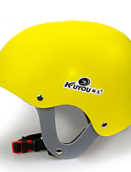 Helmet Kid's Snow Sport Helmet Ultra Light (UL) / Sports Sports Helmet Yellow / White / Blue Snow Helmet CE EN 1077 PC / EPSSnow Sports /