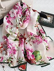 Women Silk ScarfFashionable Jewelry