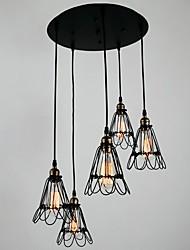 Vintage Style Pendant Lights Living Room / Bedroom / Dining Room / Kitchen / Study Room