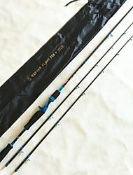 LI JI Carbon Casting Rod 2.1M  M&ML Lure7-22g  8-16lb Bait Casting / Freshwater Fishing WEEVER FLGH EVA Rod