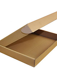 T2-Box Kleidung Flugzeug Packpapierkasten Verpackungskasten 20 * 14 * 4 (5 Pack, führen Kachel Stärkung 2 b 7 mm dick)