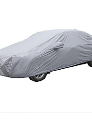 Ordinary Silver Taffeta Sewing Car Cover Car Cover Dust-Proof And Radiation Proof And Anti Ultraviolet