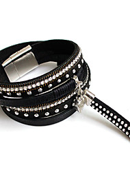 Wrap Bracelets 1pc Bracelet Fashionable Line 514 Alloy Jewellery