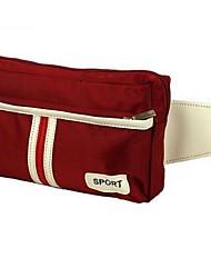 Men Nylon Casual Waist Bag
