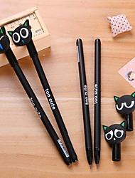 Маркеры и маркеры Гелевые ручки,Пластик Черный