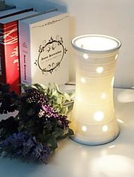 nordic criativo minimalista e moderno cerâmica translúcidas lâmpada de cabeceira decoração de casamento vaso