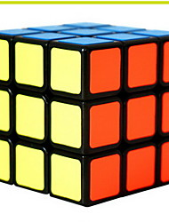 Smooth Speed Cube 3*3*3 Magic Cube Rainbow ABS