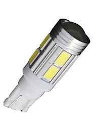 2x T10 weiß 158 194 168 W5W 5730 10 SMD LED Auto-Glühlampe-Lampen-Super 12v