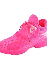 Women's Sneakers Spring / Summer / Fall / Winter Comfort / Jelly / Round Toe PU Casual Flat Heel / WhiteWalking /