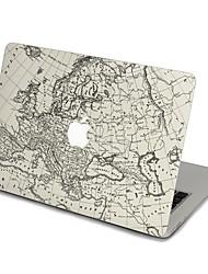 MacBook Front Decal Map Sticker For MacBook Pro 13 15 17, MacBook Air 11 13, MacBook Retina 13 15 12