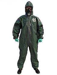 Lakeland npg135 letvægts PVC beskyttelsesbeklædning anti-syre kemikaliestænk passer vandtæt heldragt