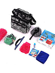 Car Cleaning Supplies Kit Vehicle Convenient