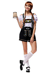 Women's Sling pants Girl Bar Beer Maid Costume