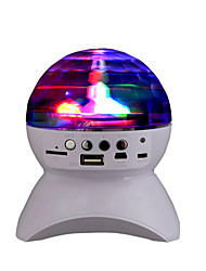 Automotive Supplies L-740 Crystal Magic Ball Stage Stereo Bluetooth Wireless Portable Speaker
