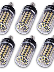 12W E14 / E12 / E26/E27 Ampoules Maïs LED T 120 SMD 5736 1200 lm Blanc Chaud / Blanc Froid Décorative AC 85-265 / AC 100-240 / AC 110-130