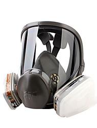 3m6000 evitar formaldeído odor especial de vapor orgânico full-face antivirus 6800