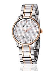 ZHHA new arrvial classical quartz waterproof couple watches 001