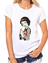 Tenue Punk Cosplay Vêtrements Lolita Manches Courtes Pour Coton